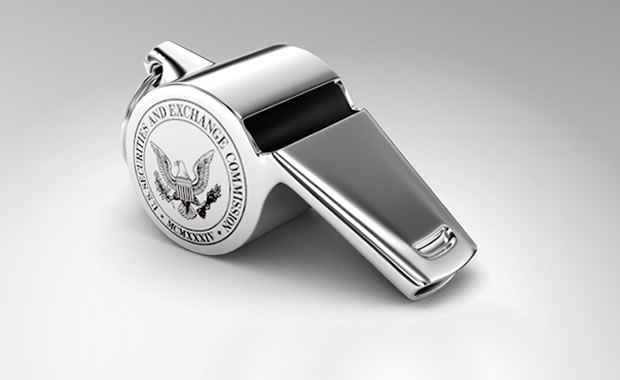 SEC whistleblower awards for assisting in an ongoing investigation.