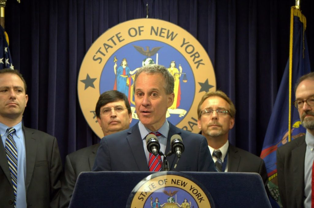 New York False Claims Act, Eric Schneiderman, Armor Correctional Health Medical Services
