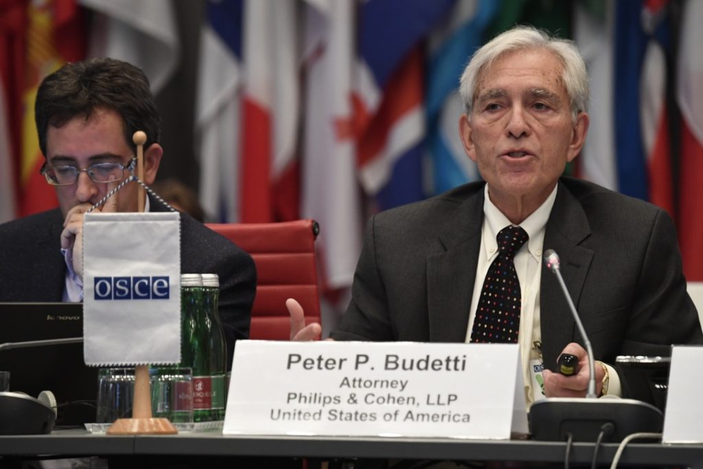 whistleblower lawyer international corruption