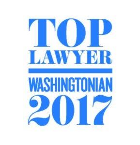 Washingtonian Top Lawyers 2017 - Whistleblower