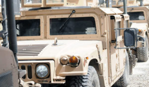 Whistleblower lawsuit against Mantech involves contract for repairing US Army vehicles in Kuwait.